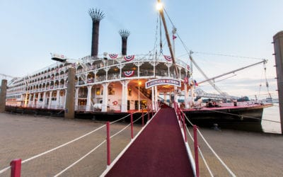 The American Queen Celebrates Her 25th Anniversary