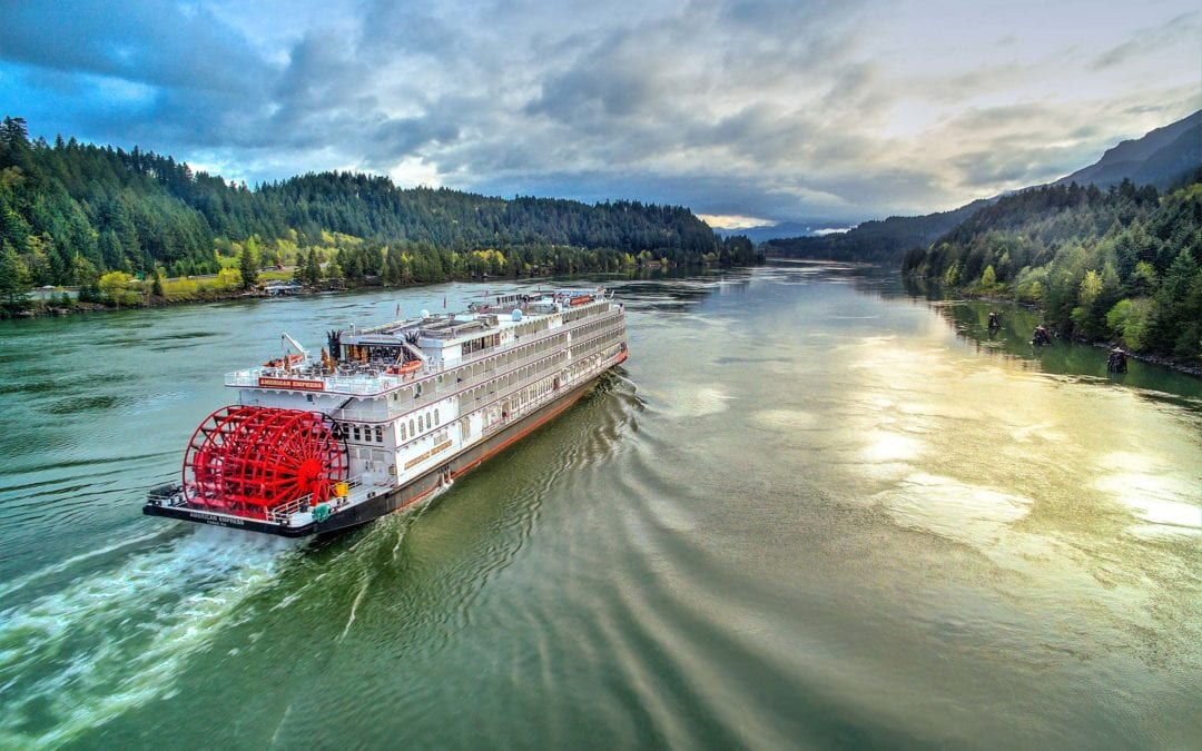 Top 5 Reasons We LOVE American River Cruising 💘