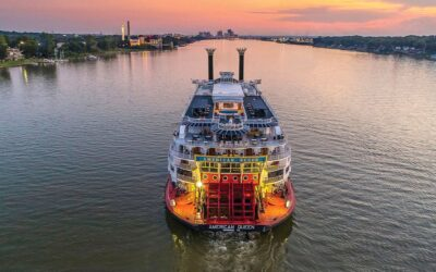 When the world reopens, the world's longest river cruise awaits!